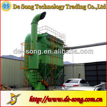 Industry bag filter dust extraction system