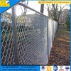 5ft galvanized steel pipe zoo chain link fence