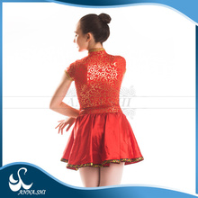 Stage wear suppliet High quality Stratified Chinese Girls doll costume