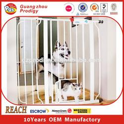 Metal Auto close baby pet dog safety gate