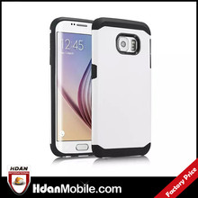TOP selling cover for galaxy s6, armor for samsung galaxy s6 fashion handbags