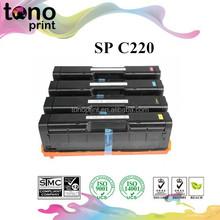 Price of Compatible Ricoh Copiers SP C220 Toner Cartridge