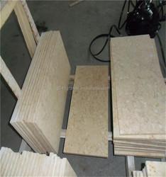 Beige Marble Polish Tiles Price For Bathroom Flooring