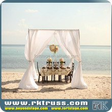 New arrival and Best quality for you!RK design pipe and drape round provide for events/ exhibition/wedding alibaba in China