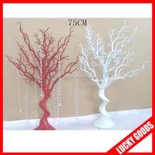 popular table centepiece artificial wedding tree wholesale