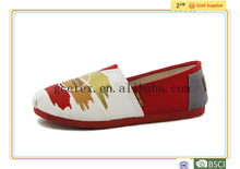 GCE1573 Flat foot guangzhou wholesale shoes for ladies