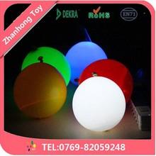 Hot sale printing flashing light led balloon