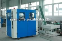 PET molding machine cost