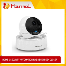 Smart Home and Office Security System Wifi Wireless IP CCTV Camera with PTZ and Digital Zooming PIR and Sensors