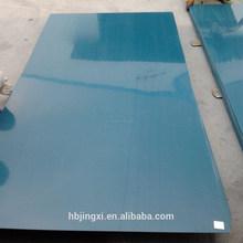 Transparente rígida lámina de PVC para la construcción