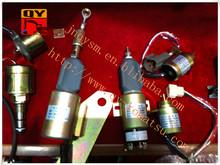 24V Fuel Stop Solenoid Valve,Diesel Fuel Shut Off Solenoid Valve, Komat*su PC360-7/PC300-7