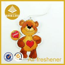 Customized New arrtical shoe air freshener for car/novelty hanging car air freshener