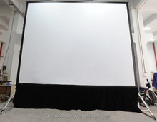 16:9 Quick Fold Front Projection Screen/Giant Outdoor Street Screen/Folding Screen