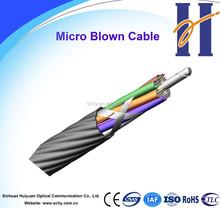 Huiyuan fiber core 72 fiber airblown optical fibre cable