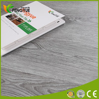 Magnetic 4mm 5mm PVC Click Lock Vinyl Plank Flooring Durable Waterproof For Office Use