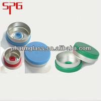 Pharmaceutical plastic screw caps for dropper bottle