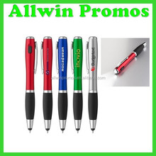 Promotional Light Pen With Stylus