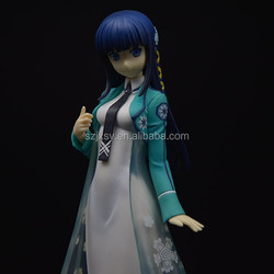 custom high level anime figure resin sailer moon facotry