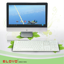 desktop all-in-one PC 15.6inch 1gb/16gb computer double with TV two birds with one stone