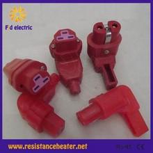 Ceramic plug connector Industrial Ceramic Plug High Temperature Plug