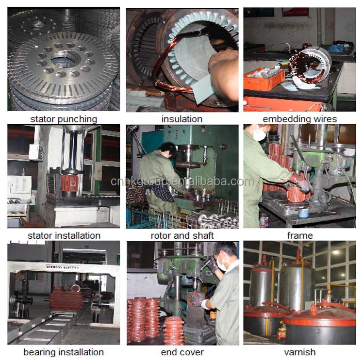 3 phase slip ring induction motor
