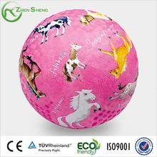 ZHENSHENG Kids Indoor Playing Rubber Playground Balls