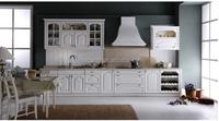 White melamine kitchen cabinet door