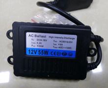 55W 12V xenon hid kit, 55W xenon ballast/55W HID, 50W xenon ballasts