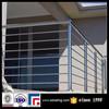 Manufacturer balcony stainless steel railing design, cheap stainless steel balustrade, 316 stainless steel terrace balustrade