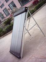 evacuated tube solar collector/pressure solar energy hot water heater