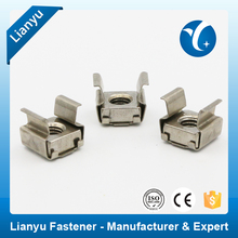Stainless Steel Nut M10 Cage Nut China Fastener Manufacturer