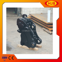 Hydraulic Bucket Quick Coupler Quick Connecter for Excavator