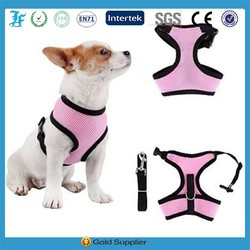 Breathable Airmesh nylon colorful Dog Harness