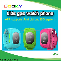 Remote tracking your kids SOS emergency alarm gps bracelet personal tracker