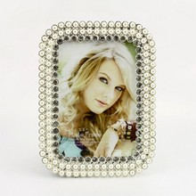 oil drops+diamond zinc alloy picture frame photo frame for gifting 3x5inches HQ111822-35