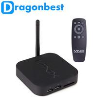 Bluetooth External wifi antenna Quad Core TV Box RK3188 2G/16G minix neo x7 for sale