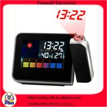 Gift Items Low Cost LED Projection Clock Projector Clock Keychain
