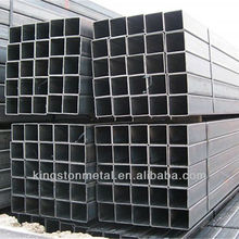 ERW Weld Square Hollow Section Black Steel Pipe 45#