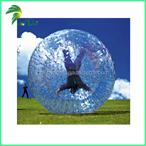 Famous Brand Exquisite Workmanship Zorb Ball For Bowling.jpg