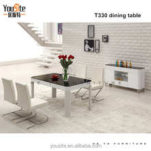 Newly luxury 4 seats dining buffet table