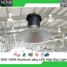 Buying Online Light Copperplate Radiating Fin Stainless Steel Industrial Led High Bay Light in China