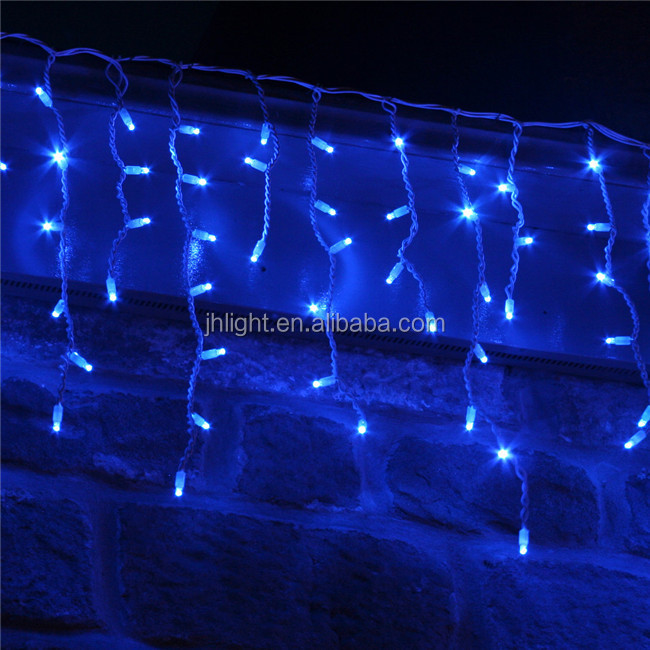 christmas christmas lights pleasant icicle led lights for christmas. Black Bedroom Furniture Sets. Home Design Ideas
