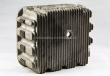 Aluminum die casting engine cooling cover made in china