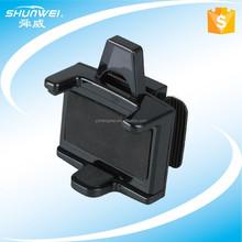 2012 best selling plastic black car cell telephone holder