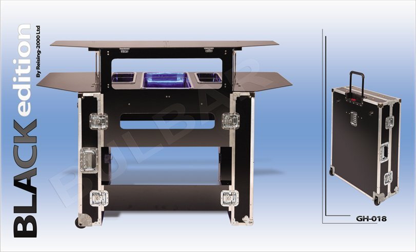 "Portable Bar Furniture "" Barmag"" In Black Buy Portable"