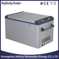 60L Beverage Fridge/Coke Refrigerators/Used Glass Door Refrigerators