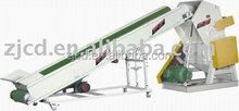 Plastic granulator line