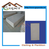 Decoration Material Magnesium Oxide Board From Factory