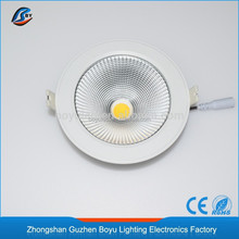 Led Ceiling Recessed Light Spot Downlight Lamp 110-240V Dimmable Warm Nature Cool White Led Downlights