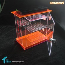 Wholesale China Advertising Alibaba Supplier Clear E Cigarette Customized Acrylic Display